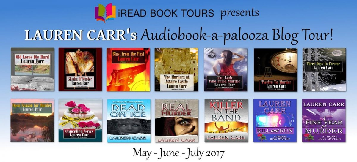 The Narrator: That Magical Voice that Brings Books to Life |Lauren Carr's Audiobook-a-palooza