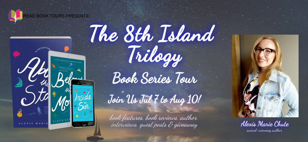 8th Island Trilogy